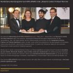 """Wunderbares Abendprogramm beim MPE-UPDATE in der """"Brasserie Colette Tim Raue"""" München_Seite_1"""