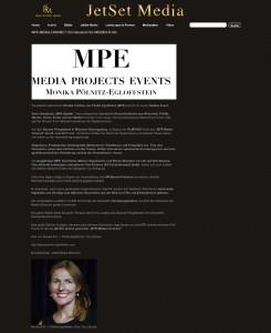 Beitrag von JetSet Media über MPE-Media-Connect_Mai 2017