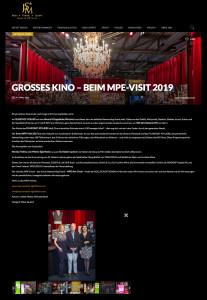 Großes Kino – beim MPE-Visit 2019 im Filmstadt-Atelier München_ - www.jetset-media.de Kopie